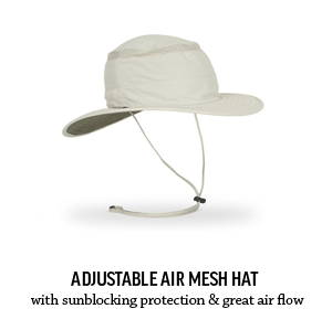 Adjustable Air Mesh w/ Chin Strap