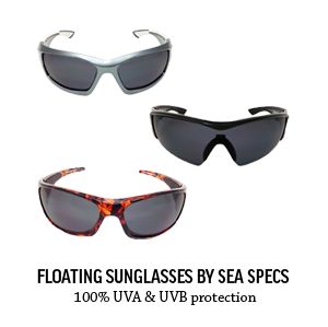 Floating Sports Sunglasses by Sea Specs