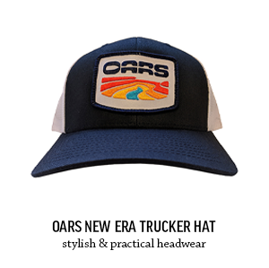 Oars New Era Trucker Hat