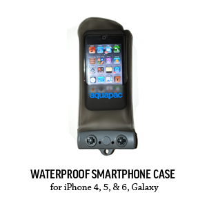 Waterproof Smartphone Case, iPhone 4, 5, 6, & Galaxy