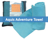 Aquis Large Adventure Microfiber Towel