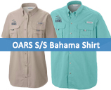 OARS Short Sleeve Bahama Shirt