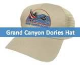 Grand Canyon Dories Cap