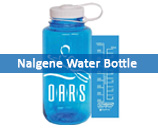 OARS Nalgene Water Bottle